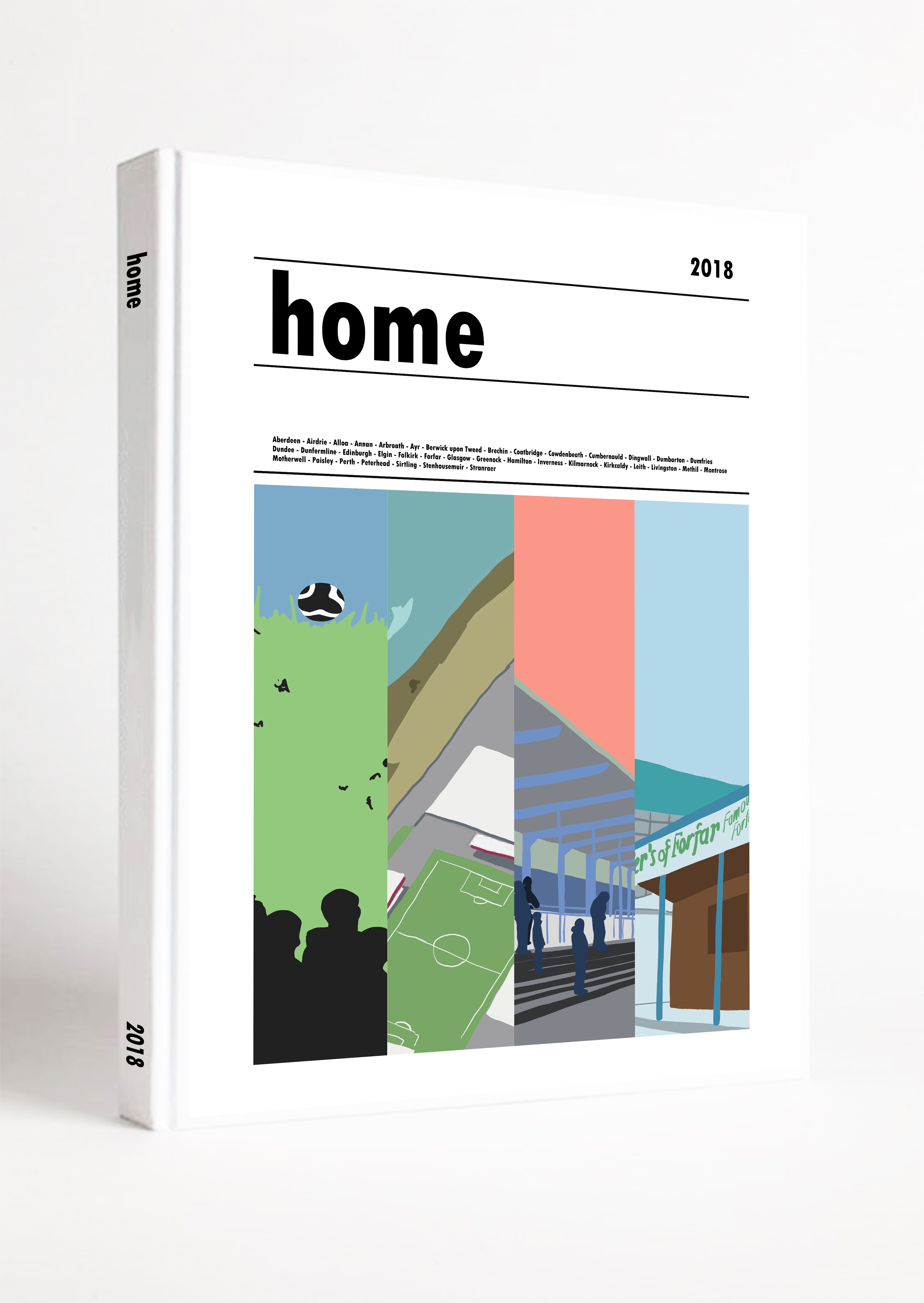 Home, the Book