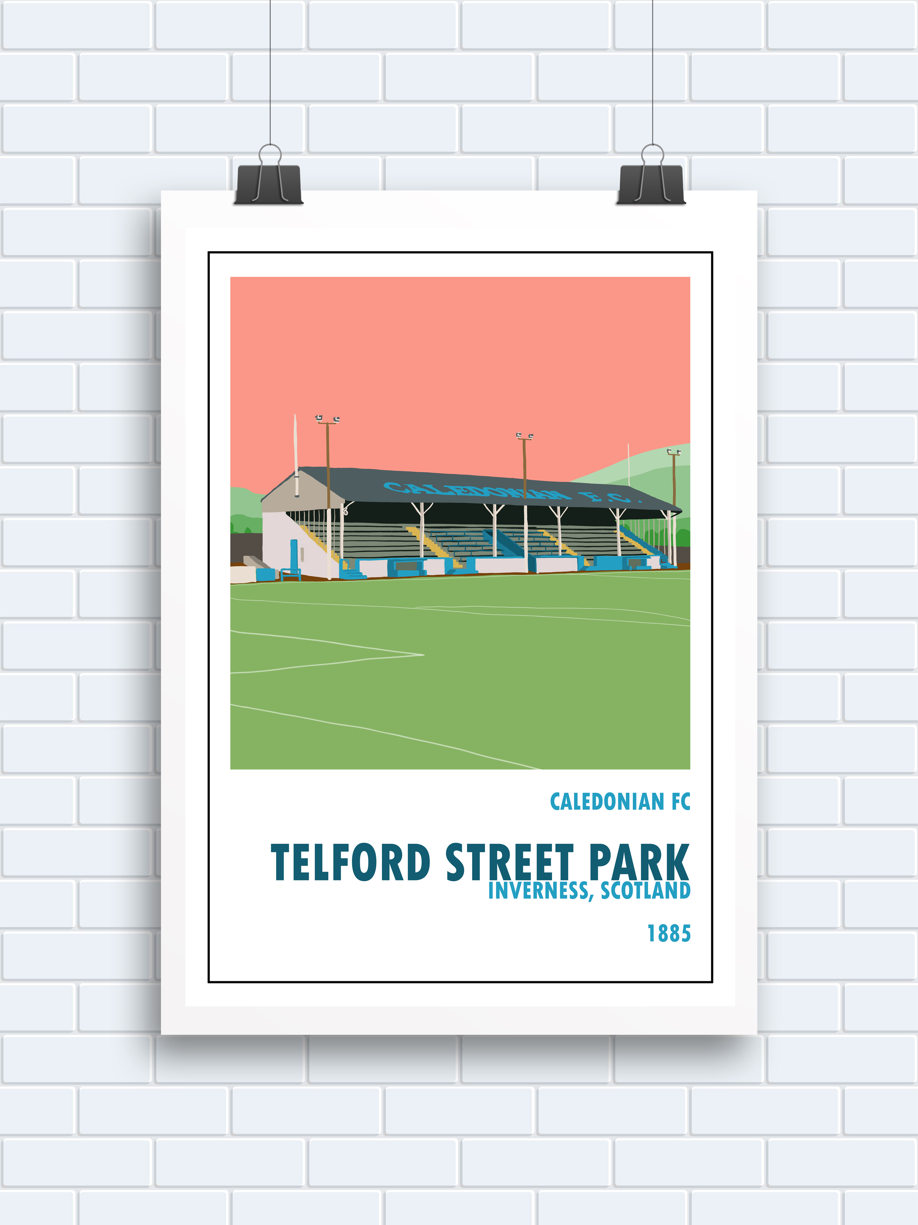 Telford Street Park, Inverness