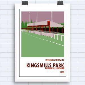 Inverness Thistle, Kingsmills Park