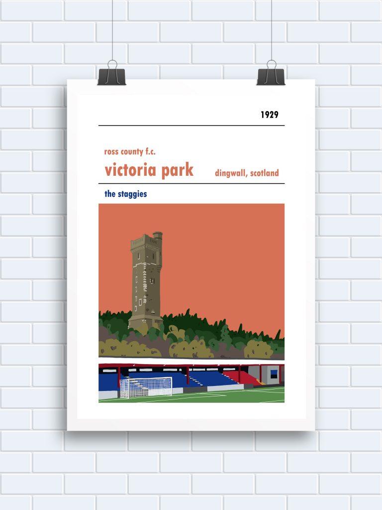 Victoria Park, Dingwall