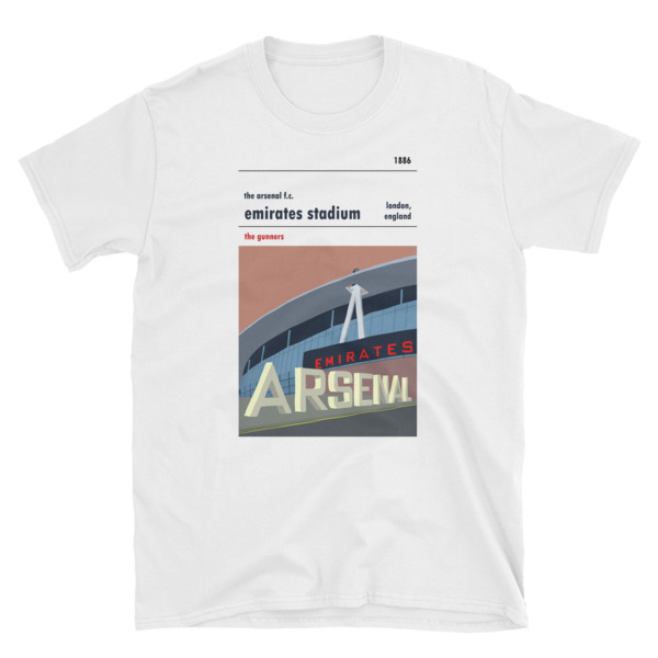 Emirates Stadium t-shirt