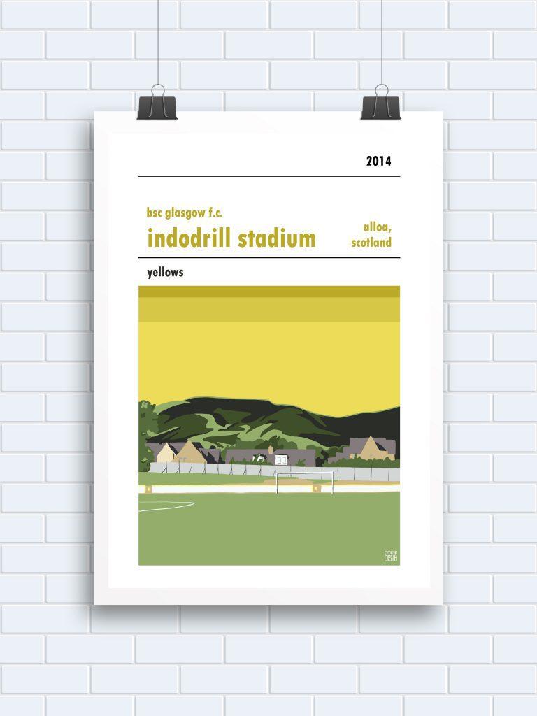 Indodrill Stadium BSC Glasgow