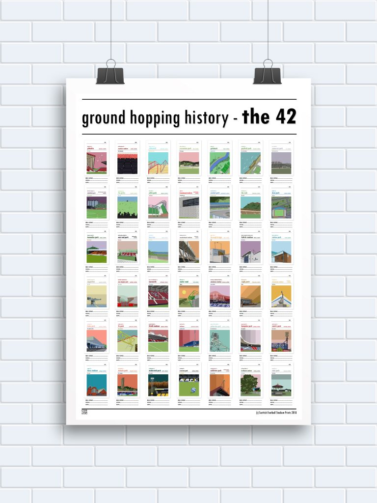 the 42 - Ground hopping History - click the picture to see the finished product