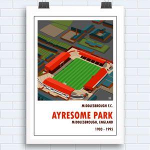 Middlesbrough, Ayresome Park