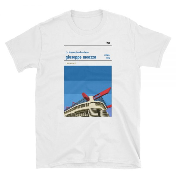 A t-shirt of the San Siro, home to Inter Milan