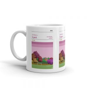 Coffee mug of East Kilbride