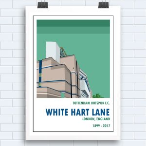 Tottenham Hotspur, White Hart Lane