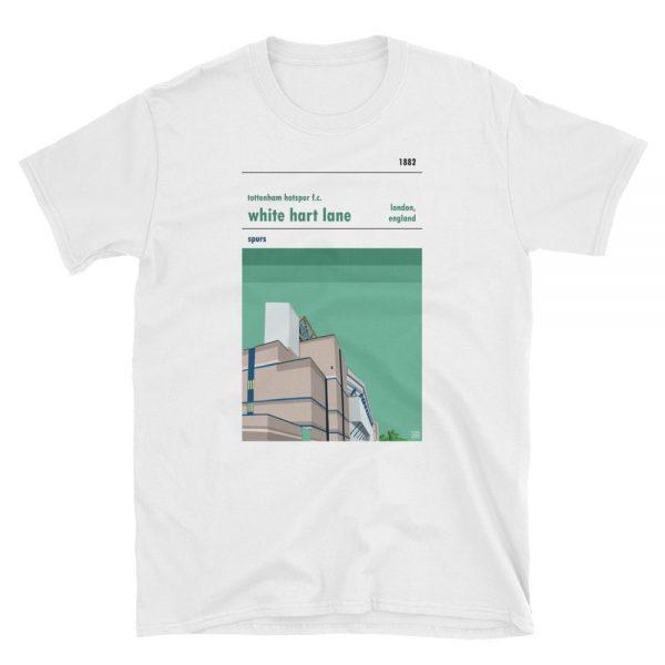White White Hart Lane and Tottenham Hotspur FC T-Shirt