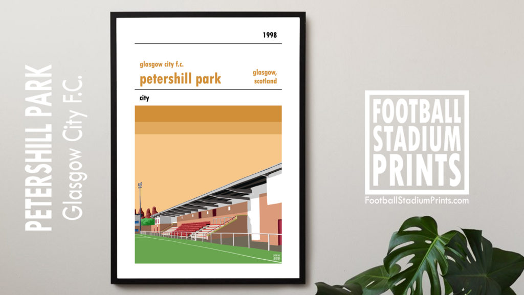 Petershill Park Glasgow City