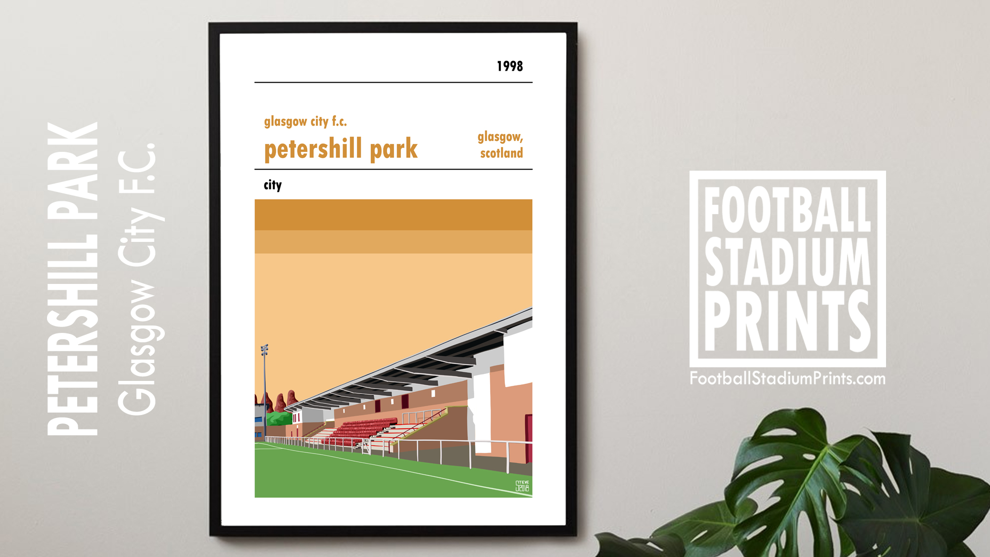 Petershill Park Glasgow City