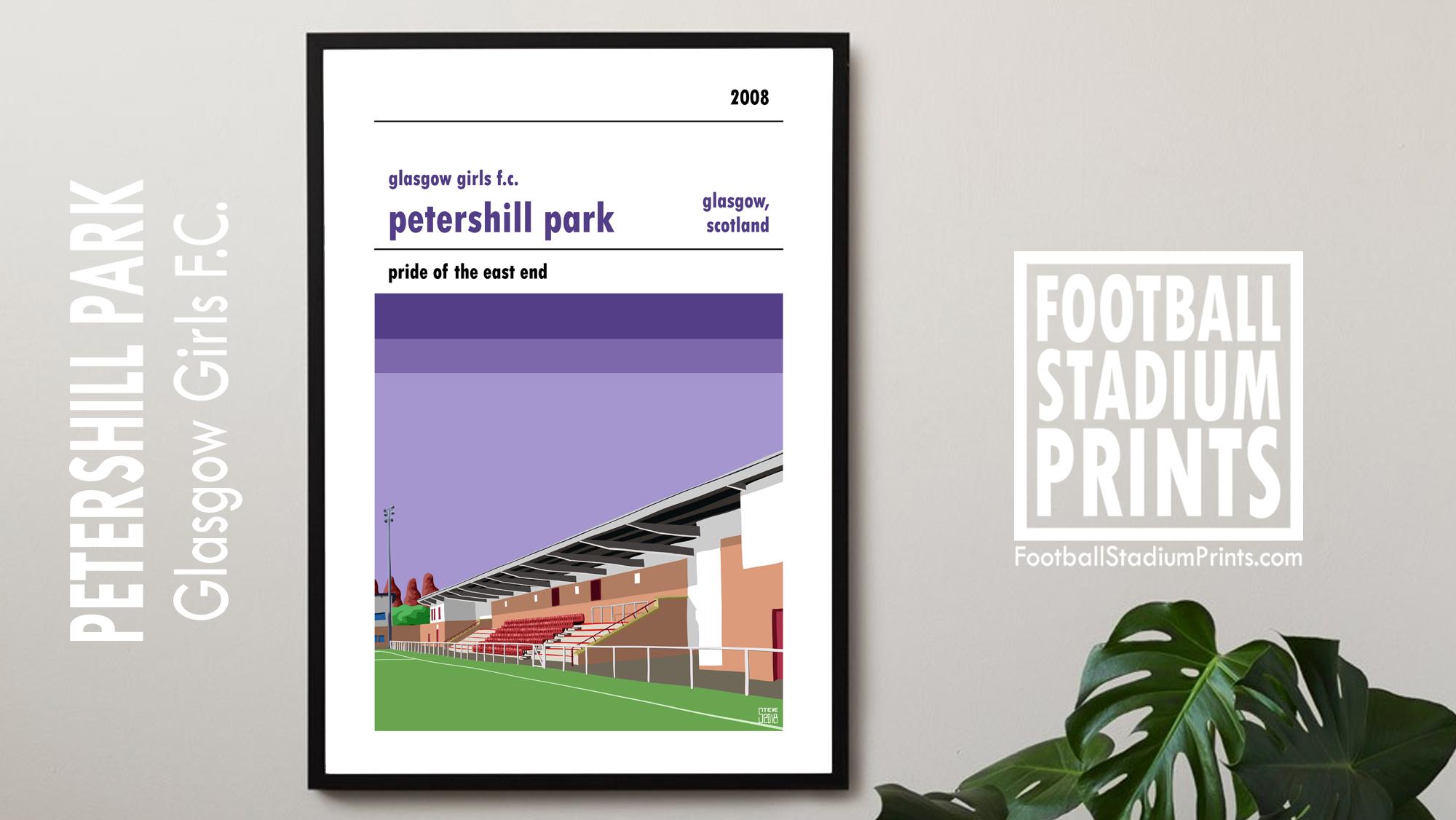 SWPL Series – Glasgow Girls – Petershill Park