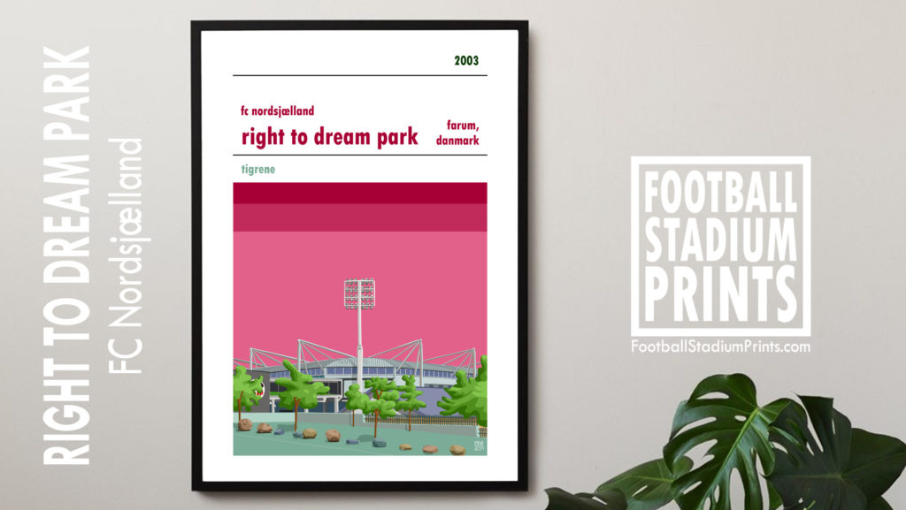 FC Nordsjælland Right to Dream Park