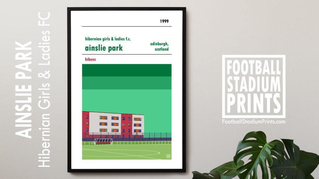 Hibernian LFC Ainslie Park