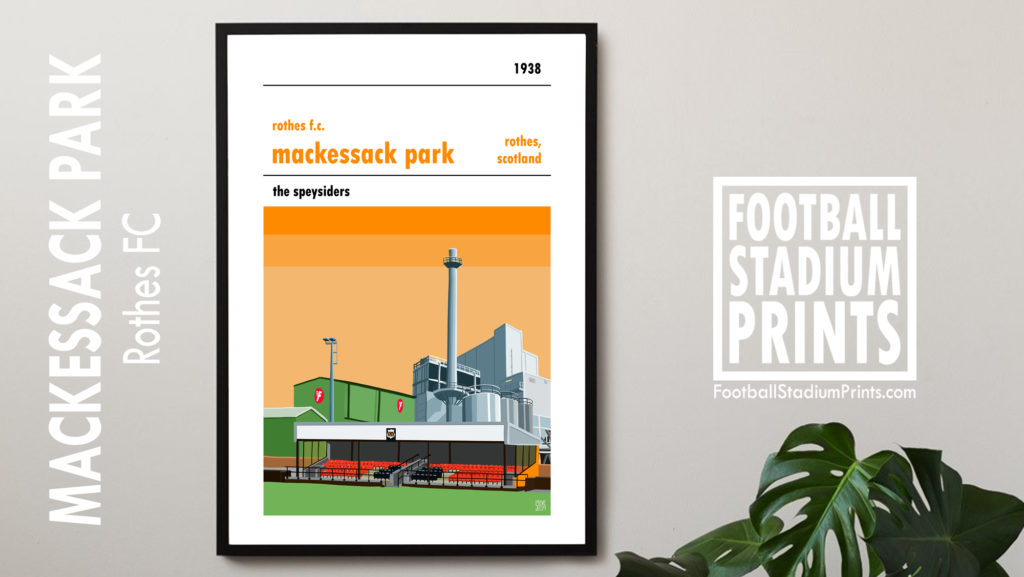 Mackessack Park Rothes FC
