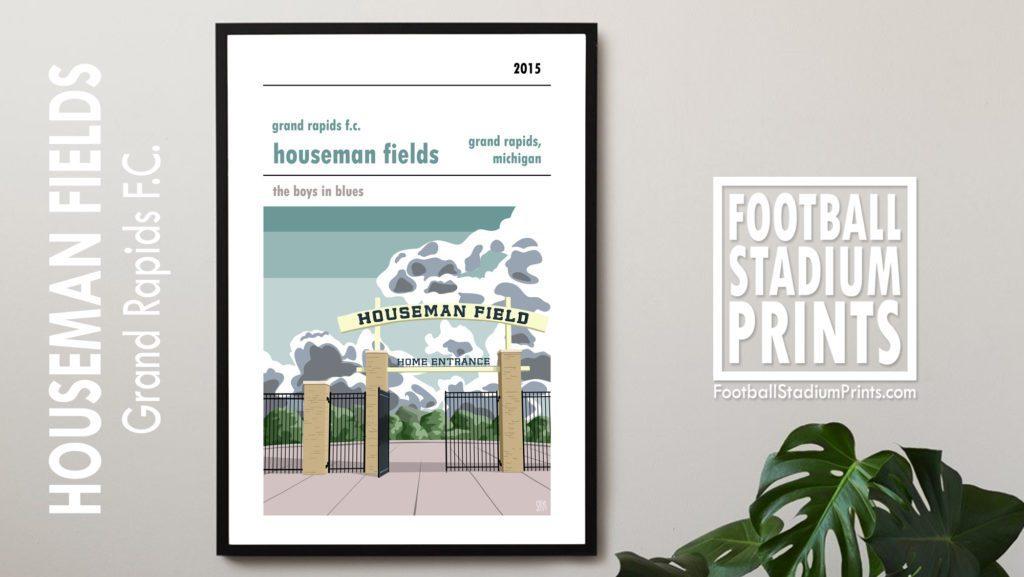 Houseman Fields Grand Rapids
