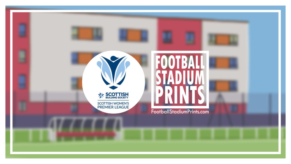 The SWPL and Football Stadium prints work together to produce football posters of women's football in Scotland