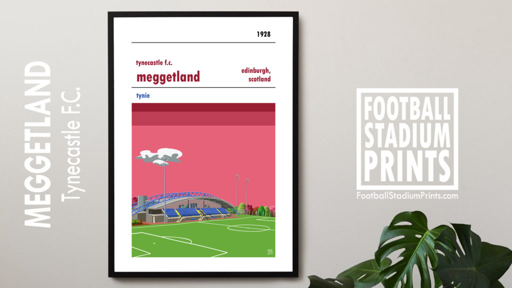 Meggetland Tynecastle FC
