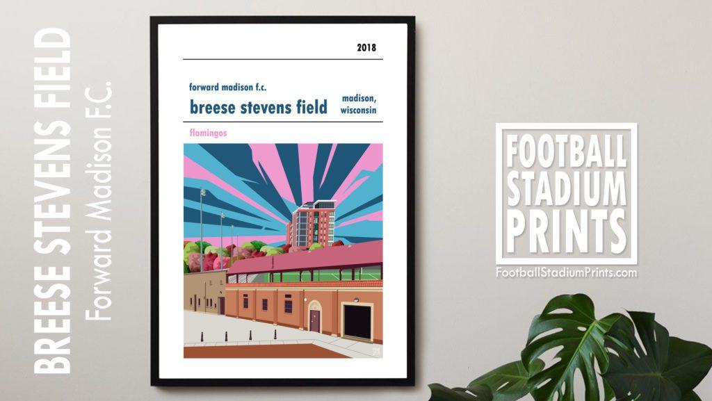 Breese Stevens Field Forward Madison