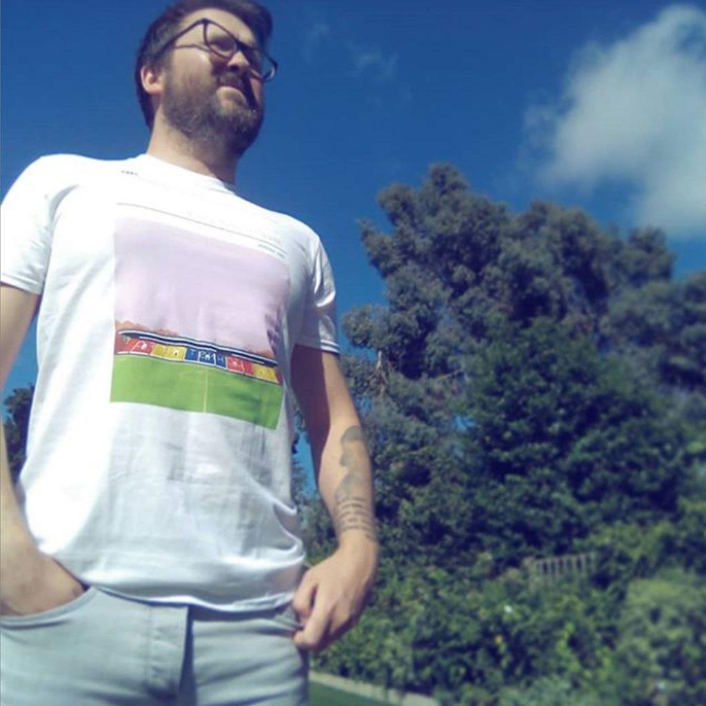 St Johnstone McDiarmid Park T-shirt