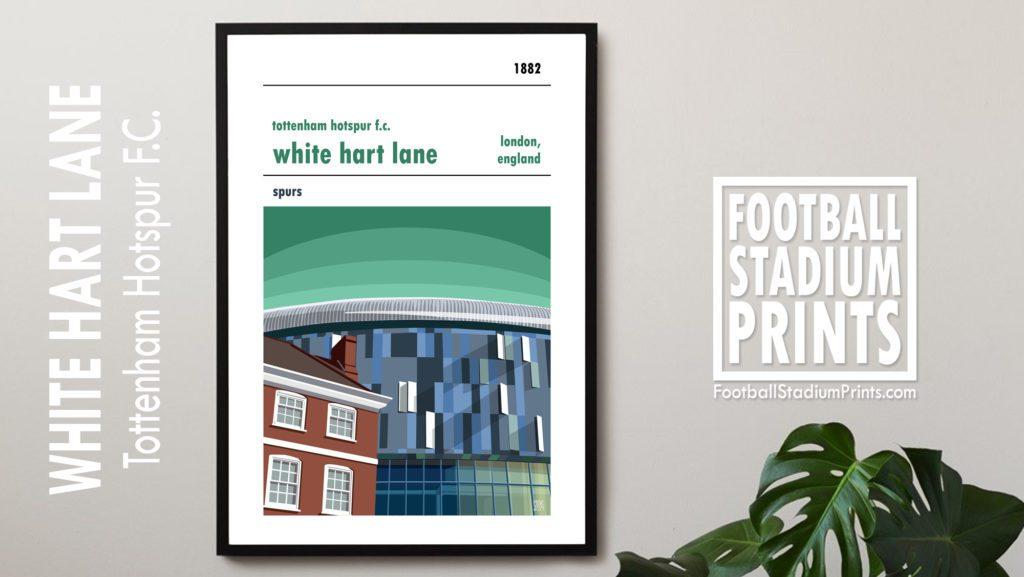 Tottenham Hotspur New White Hart Lane