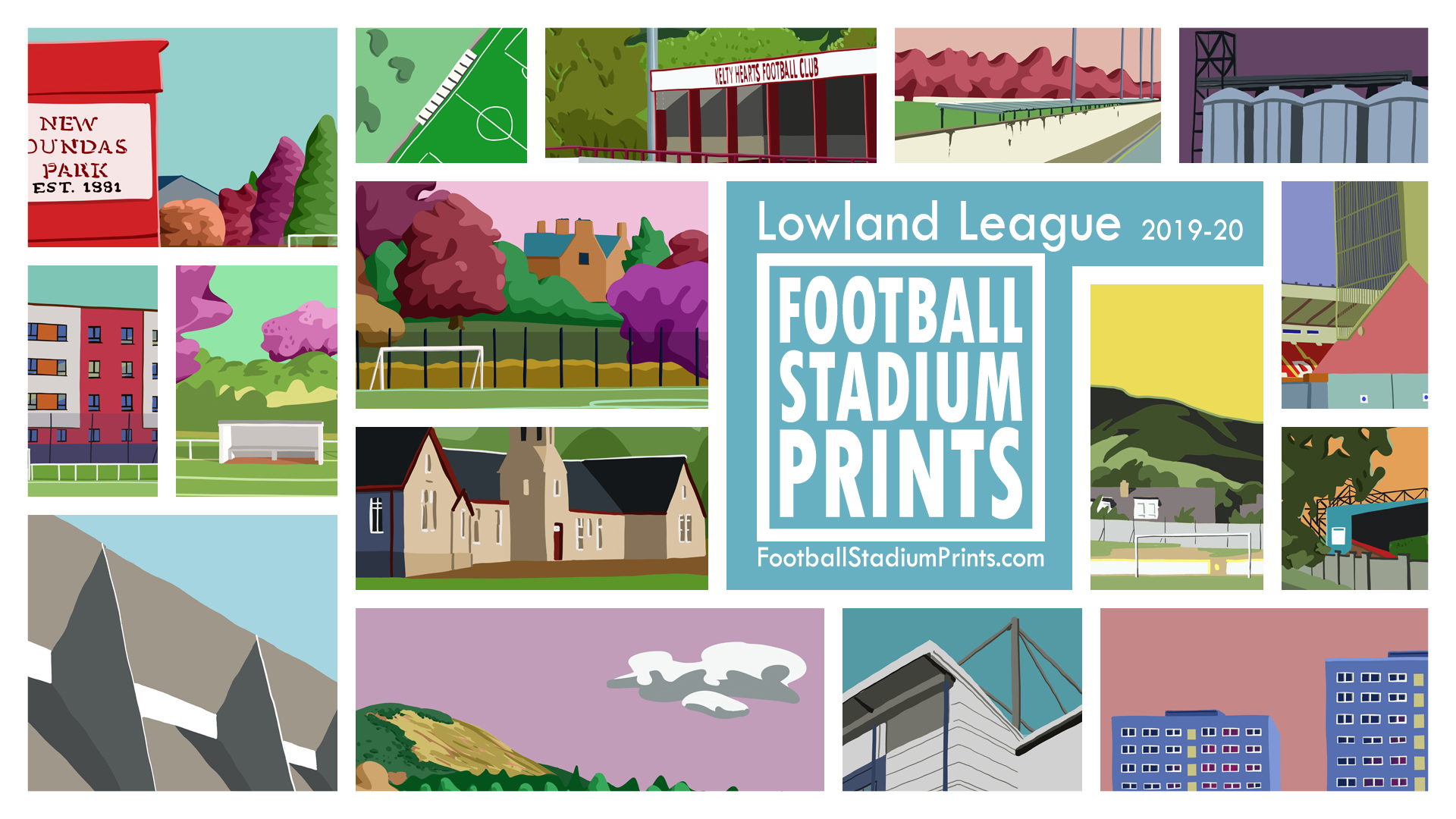 Scottish Lowland Football League 2019/20