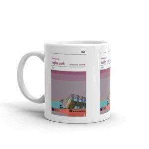 Kilmarnock FC and Rugby Park Mug