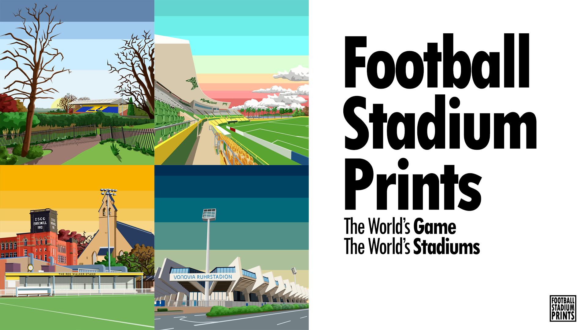 Canadian Premier League Archives - Football Stadium Prints
