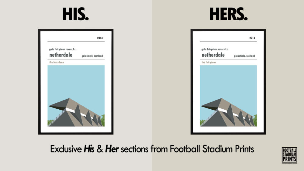 Football Stadium Prints are for everyone