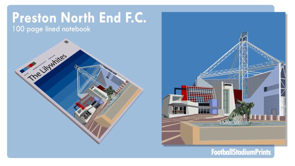 PReston North End notebook