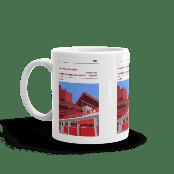 Coffee mug of CA Independiente