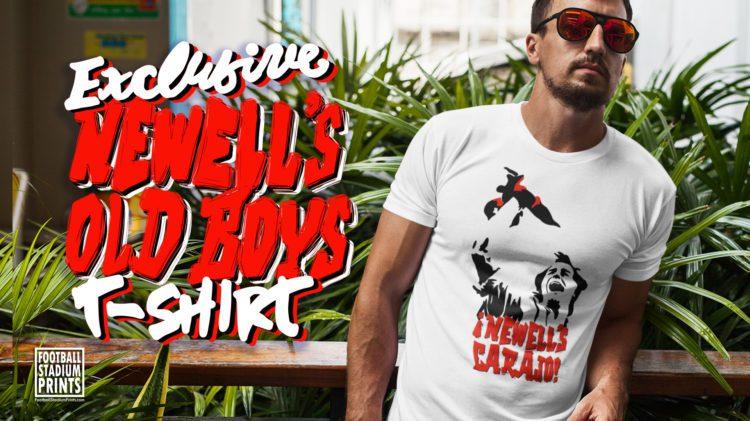 Marcelo Bielsa Newell's Carajo t-shirt