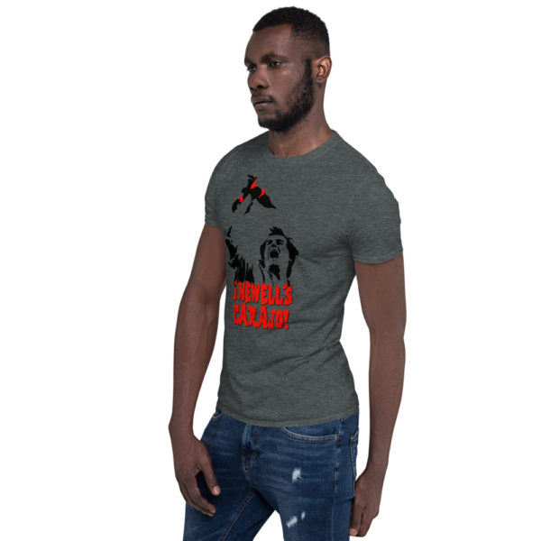 Newell's Carajo hot model t-shirt