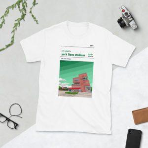 White York Lions Stadium and York United FC T-Shirt