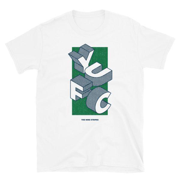 White YUFC York United FC T-Shirt