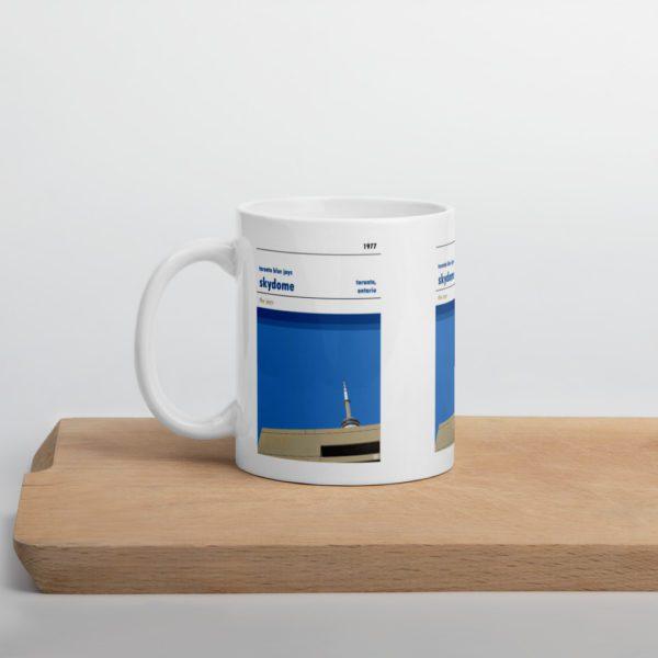 Skydome and Toronto Blue Jays Baseball Mug