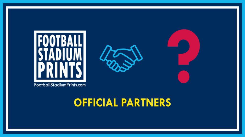 Official Partnership between Memphis 901 FC and Football Stadium Prints