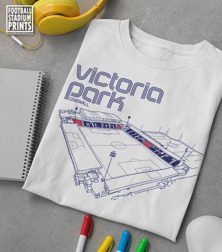 Fine Line Design of Victoria Park and Ross County