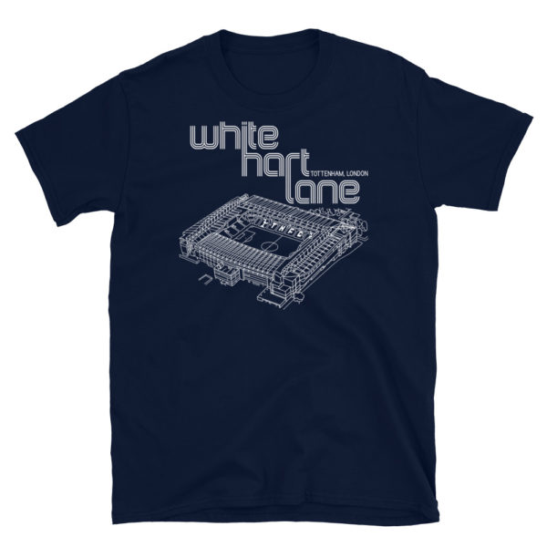 White Hart Lane and Spurs T-Shirt