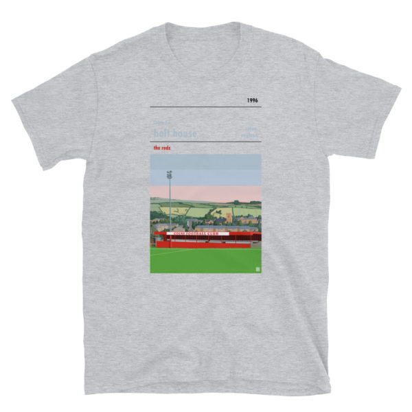 Colne FC and Holt House T-Shirt