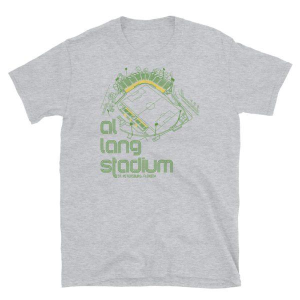 Al Lang Stadium and Tampa Bay Rowdies T-Shirt