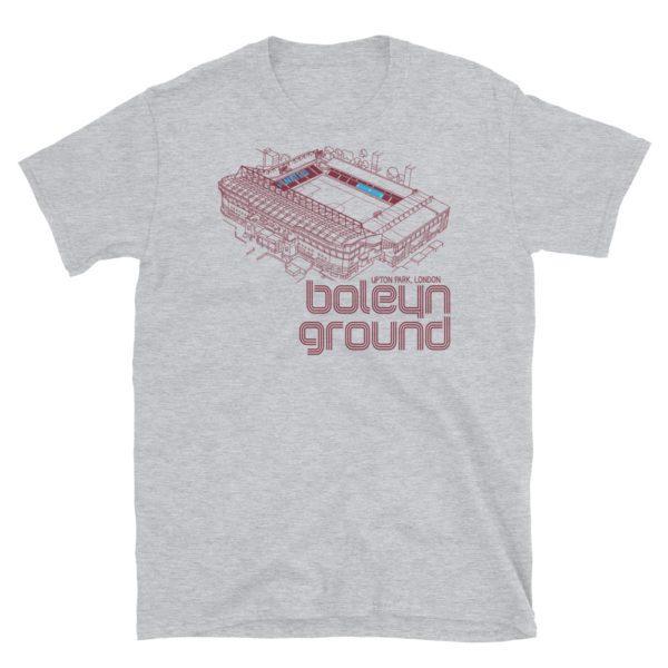 West Ham United and Boleyn Ground T-Shirt