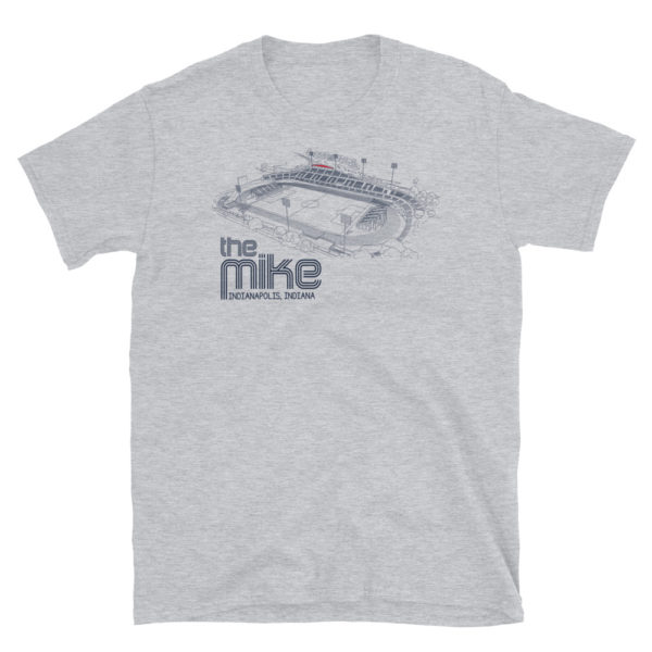 Indy Eleven shirt of the Mike