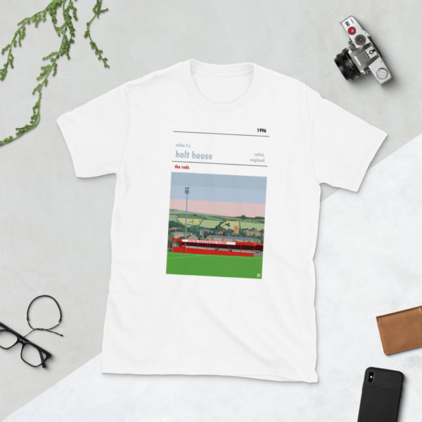 White Colne FC and Holt House T-Shirt