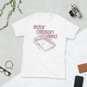 White Augsburg Soccer T-Shirt