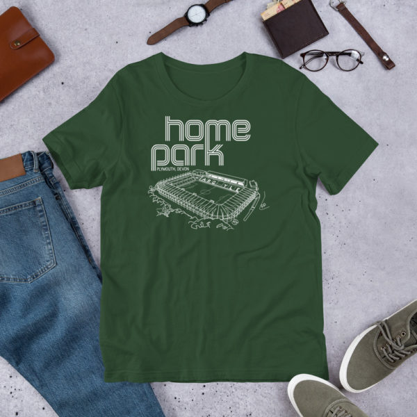 Forest green Home Park and Plymouth Argyll FC T-Shirt
