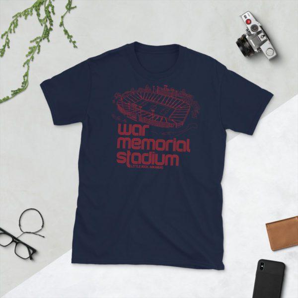 Navy War Memorial and Little Rock Rangers t-shirt