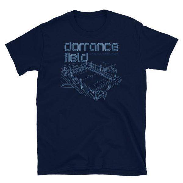 Dorrance Field and Tar Heels T-Shirt