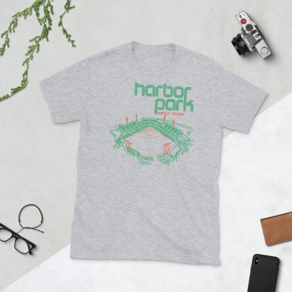Gray Harbor Park and Norfolk Tides T-Shirt