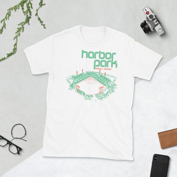 White Harbor Park and Norfolk Tides T-Shirt