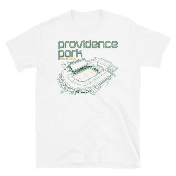 Providence Park and Portland Timbers T-Shirt